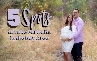 Top 5 Spots to Take Portraits in the Bay Area