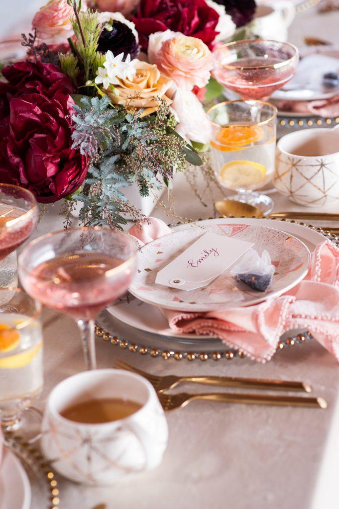 bridal party tea at the fitz place by jen vazquez photography