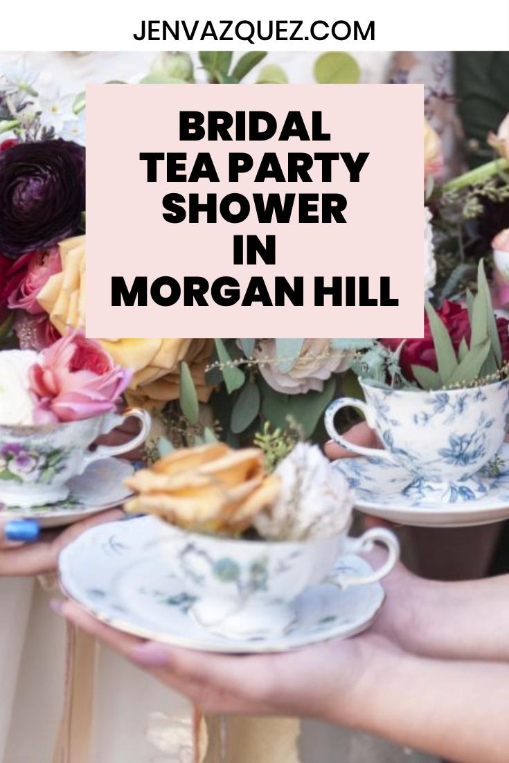 Bridal  Tea Party Shower  in  Morgan Hill 5