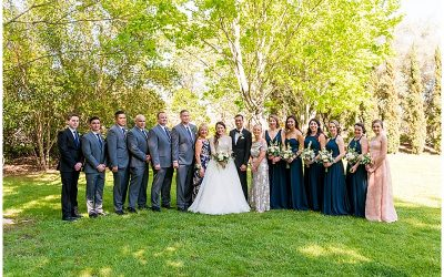 Wine Country Wedding at Sonoma's Hotel Depot Restaurant | Venessa and Marlon | Jen Vazquez Photography