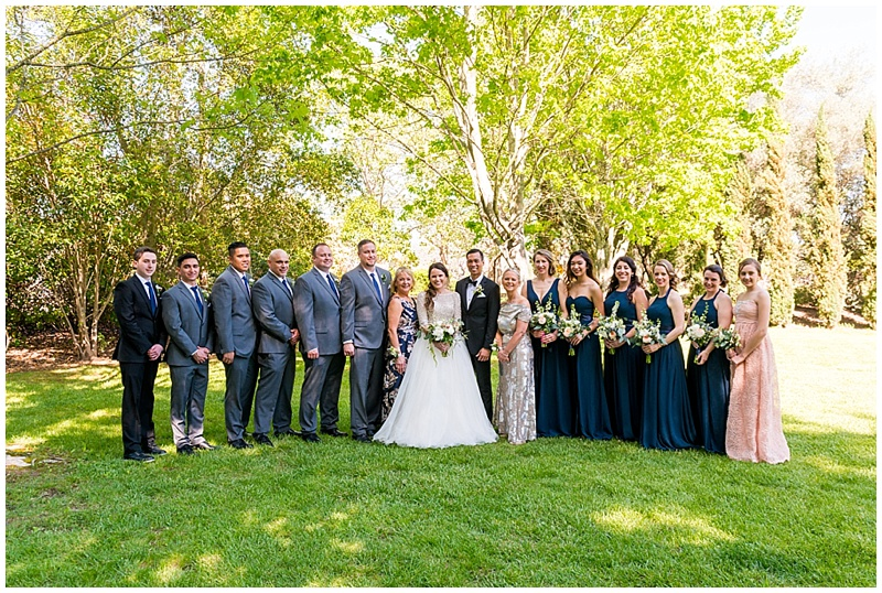 Wine Country Wedding at Sonoma's Hotel Depot Restaurant | Venessa and Marlon | Jen Vazquez Photography