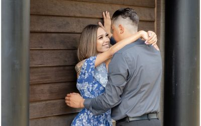 Muir Woods and Muir Beach Engagement Session | Eric + Vanessa