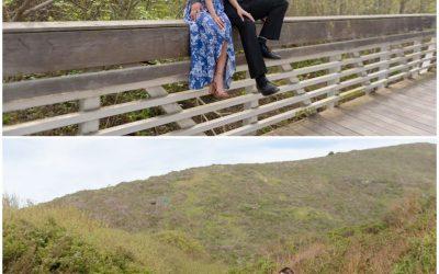 Muir Woods and Muir Beach Engagement Session | Eric + Vanessa