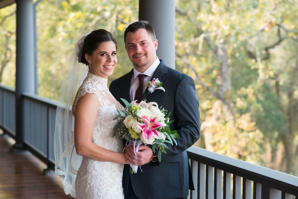 santa cruz wedding photographer at lexington ridge venue with bride and groom wedding portrait in 20181010WedDeneaCory-308