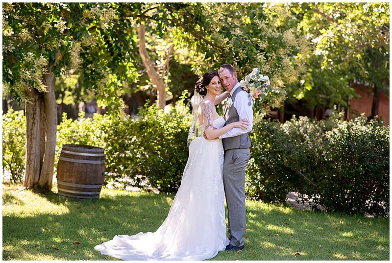Romantic Ranch Wedding at Coyote Creek in California | Amanda + Robert_0050