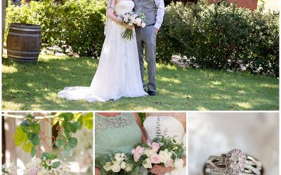 Romantic Ranch Wedding at Coyote Ranch in California | Amanda + Robert | Jen Vazquez Wedding Photographer