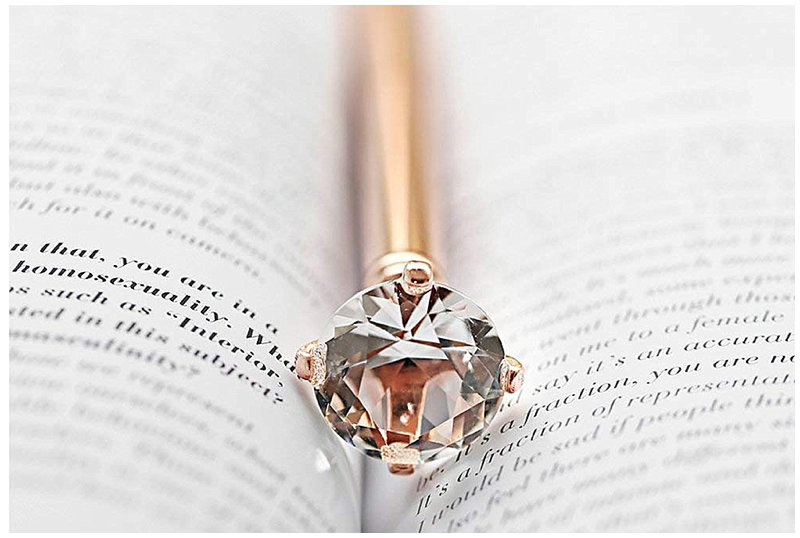Rose Gold Diamond Pen Jen Vazquez Photography 7-2019_0167