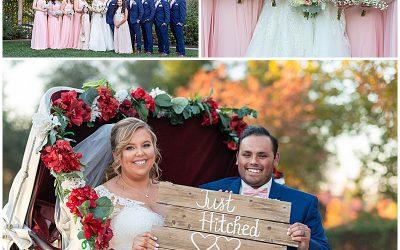 Rocklin Event Center Pale Pink and Navy Wedding | Meghan + Esau | Jen Vazquez Photography
