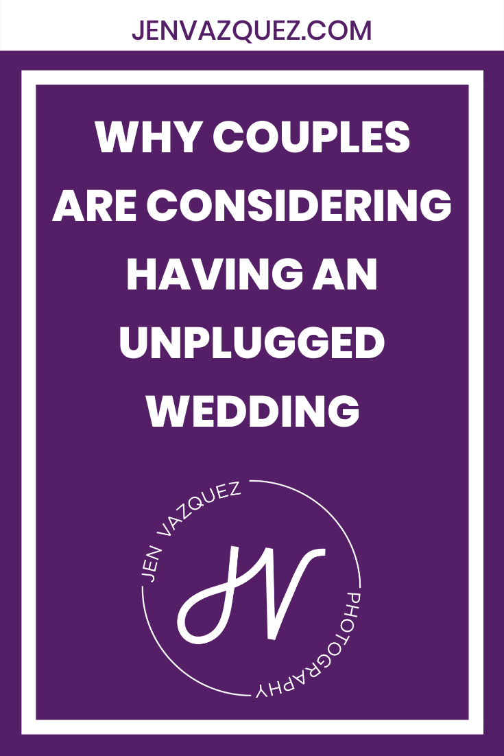 Why couples are considering having an unplugged wedding 3