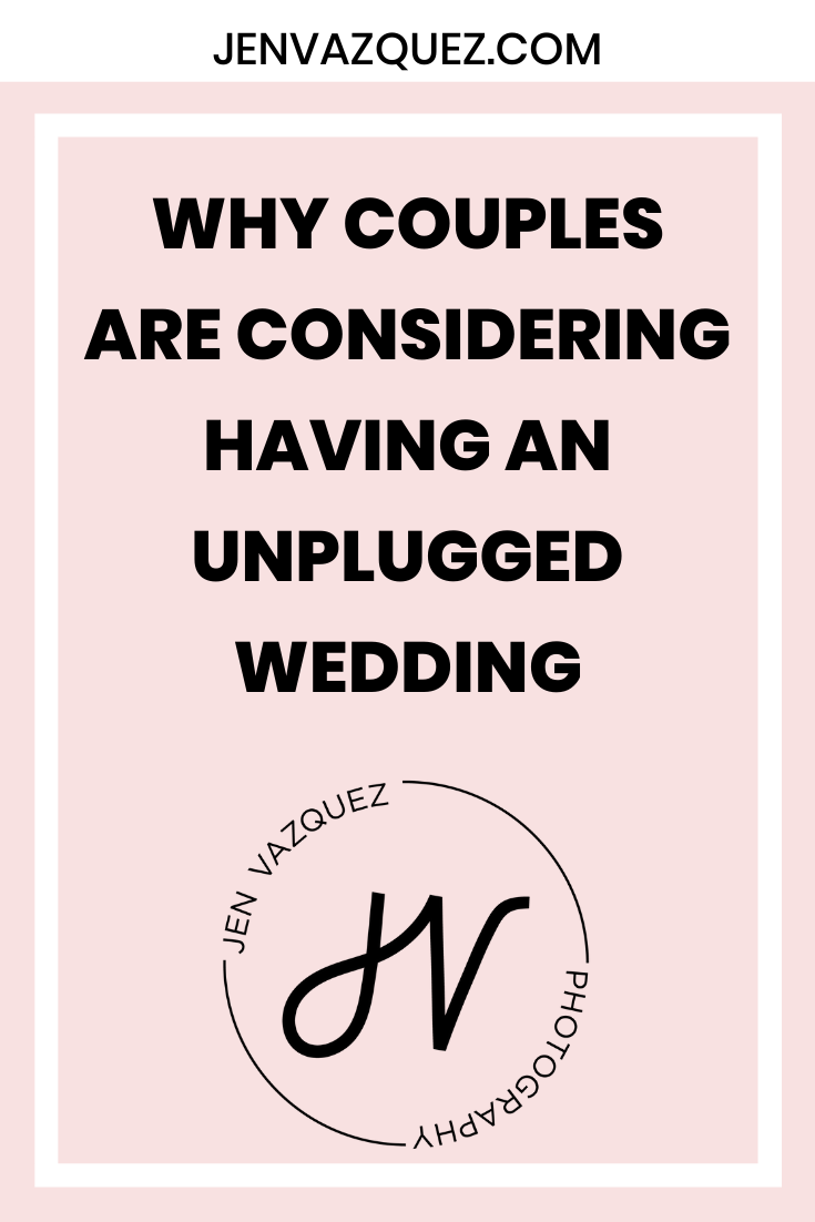 Why couples are considering having an unplugged wedding 5