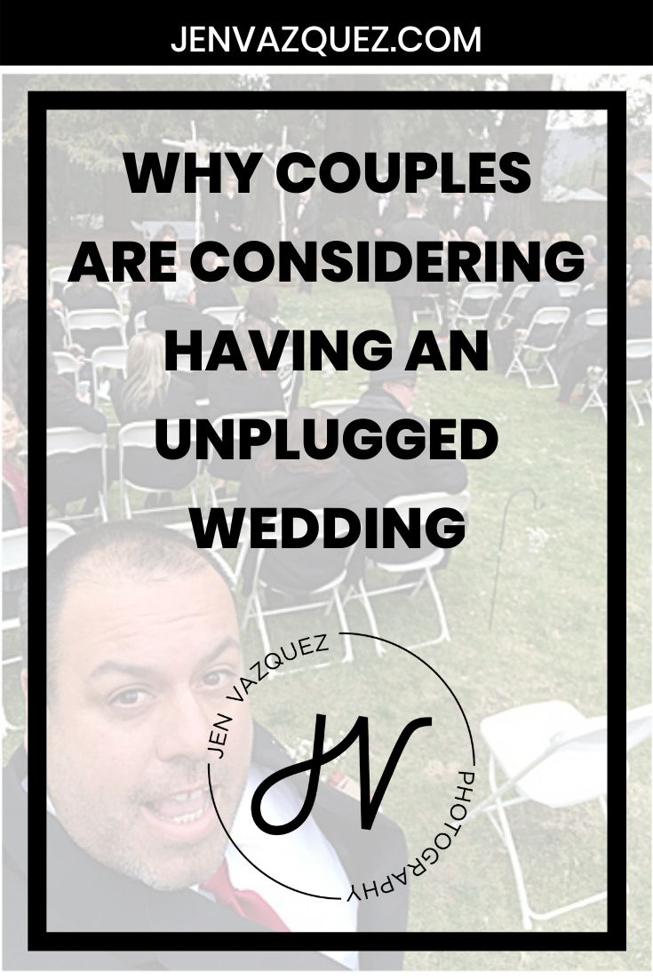 Why couples are considering having an unplugged wedding 6