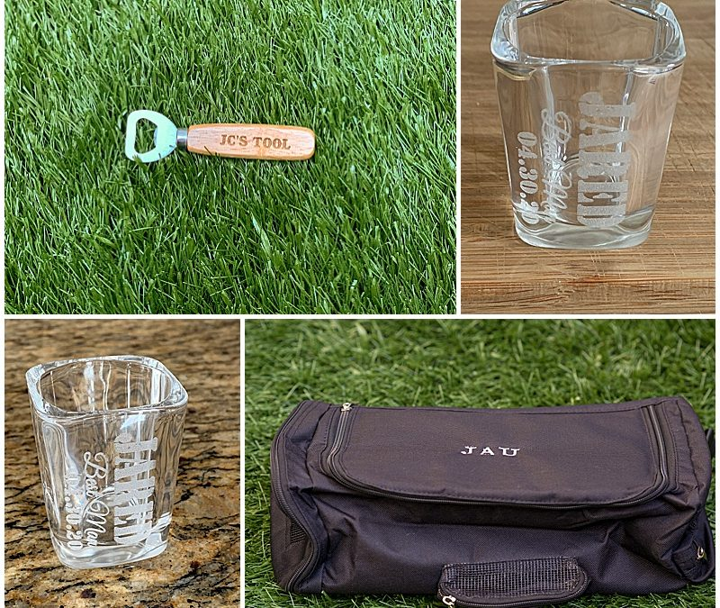 Cool Christmas gifts for men or gifts for groomsmen