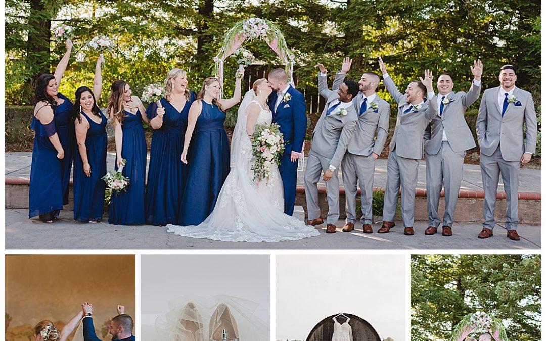 Fortino Winery Wedding in Gilroy | Lauren + Joe | Jen Vazquez Photography