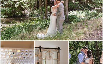Intimate Wedding at Cottage Creek Vineyard in Morgan Hill | Alyssa + Jason