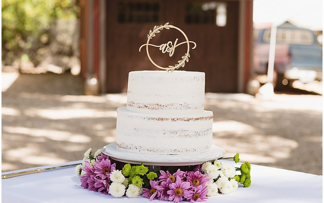 Wedding Cake Tips for Brides