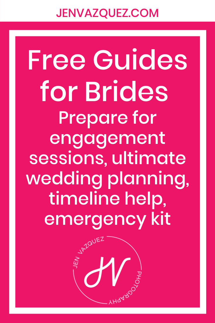 Free Guides for Brides  Prepare for engagement sessions, ultimate wedding planning, timeline help, emergency kit 2
