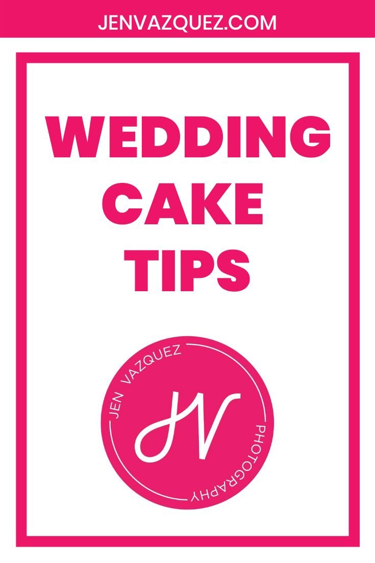 Wedding Cake Tips for Brides 1