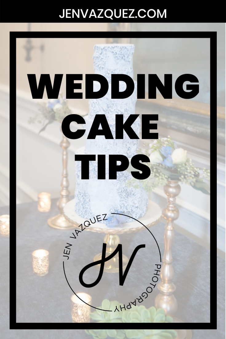 Wedding Cake Tips for Brides 6