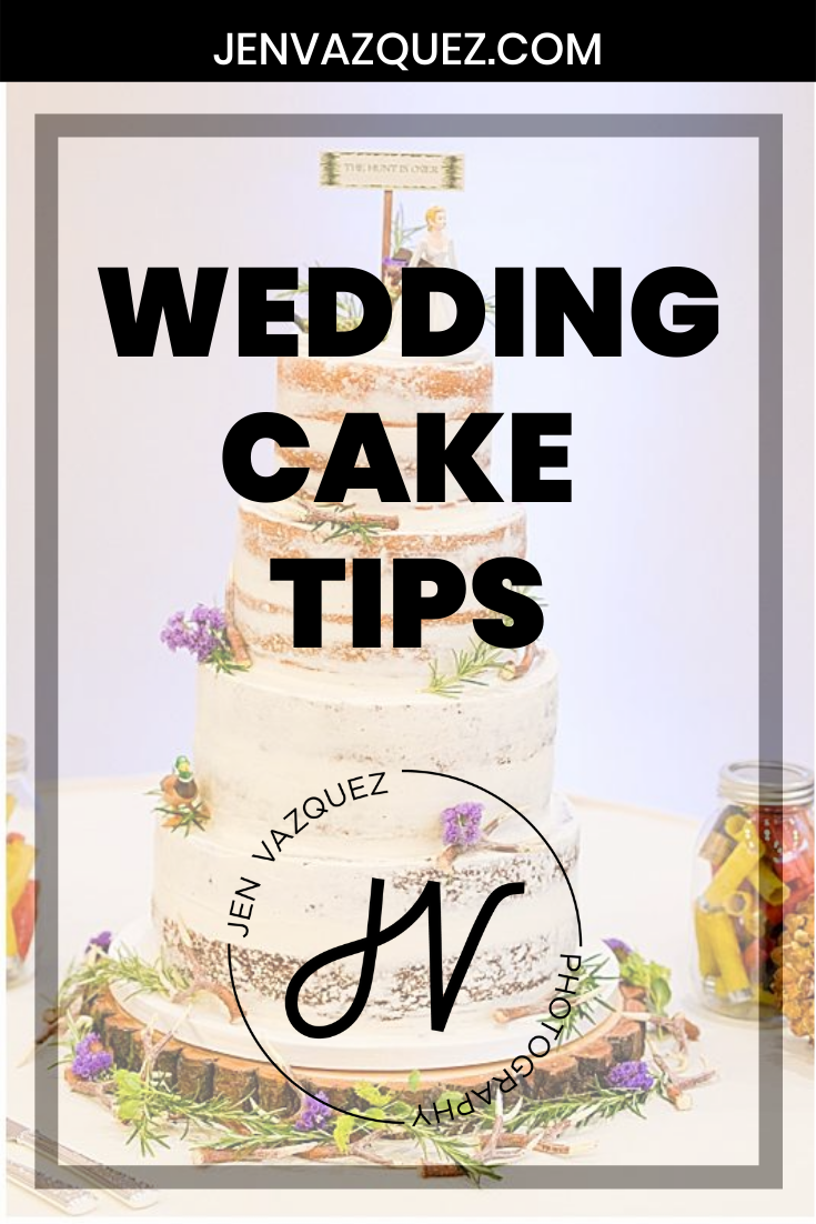 Wedding Cake Tips for Brides 7