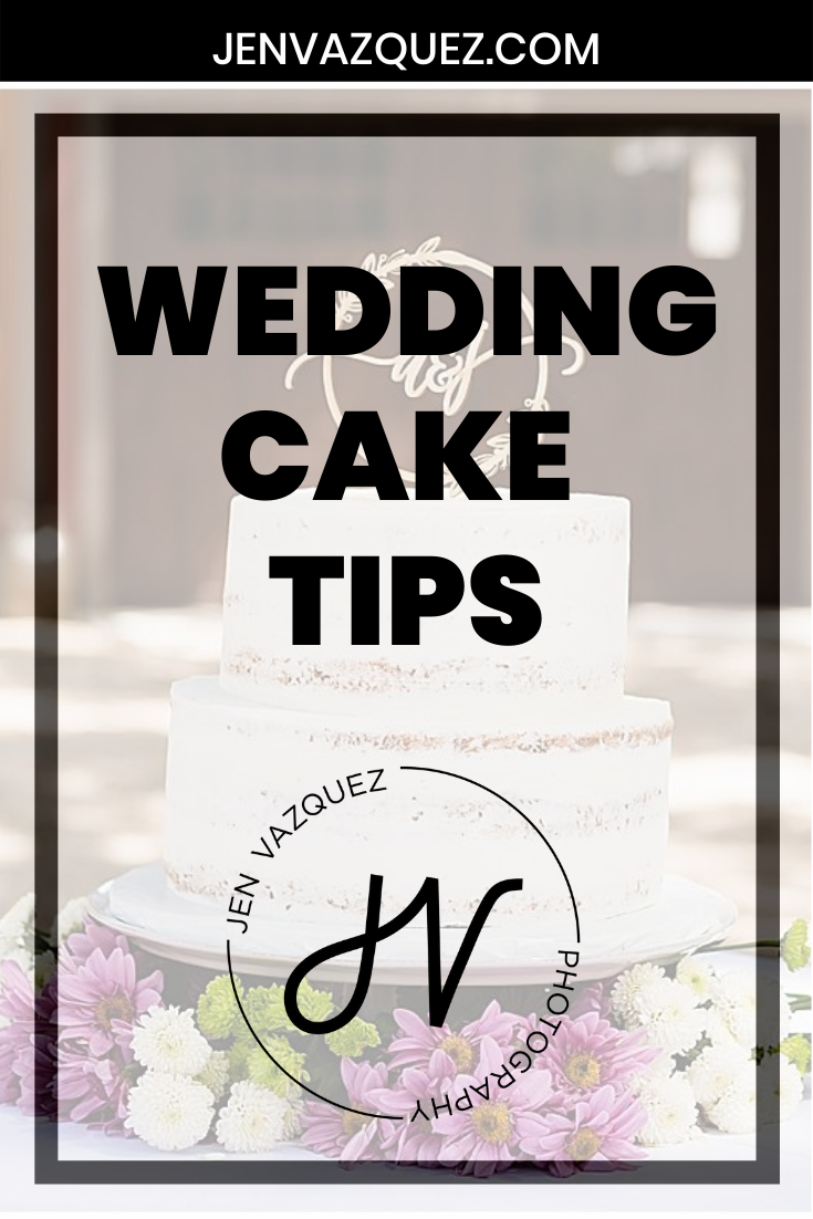Wedding Cake Tips for Brides 8
