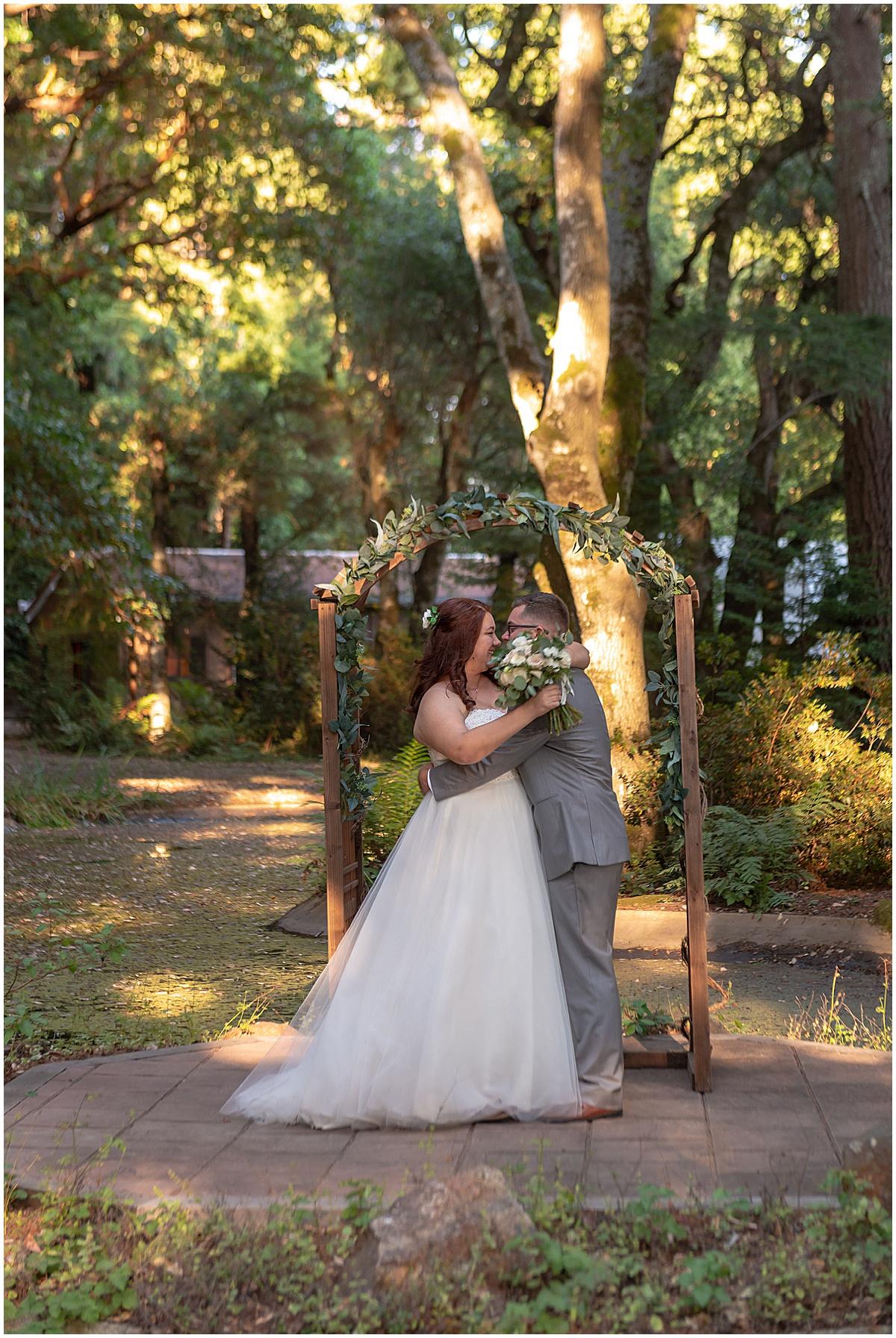 redwood ridge estate wedding in los gatos david and lauren by Jen Vazquez Photography_0053