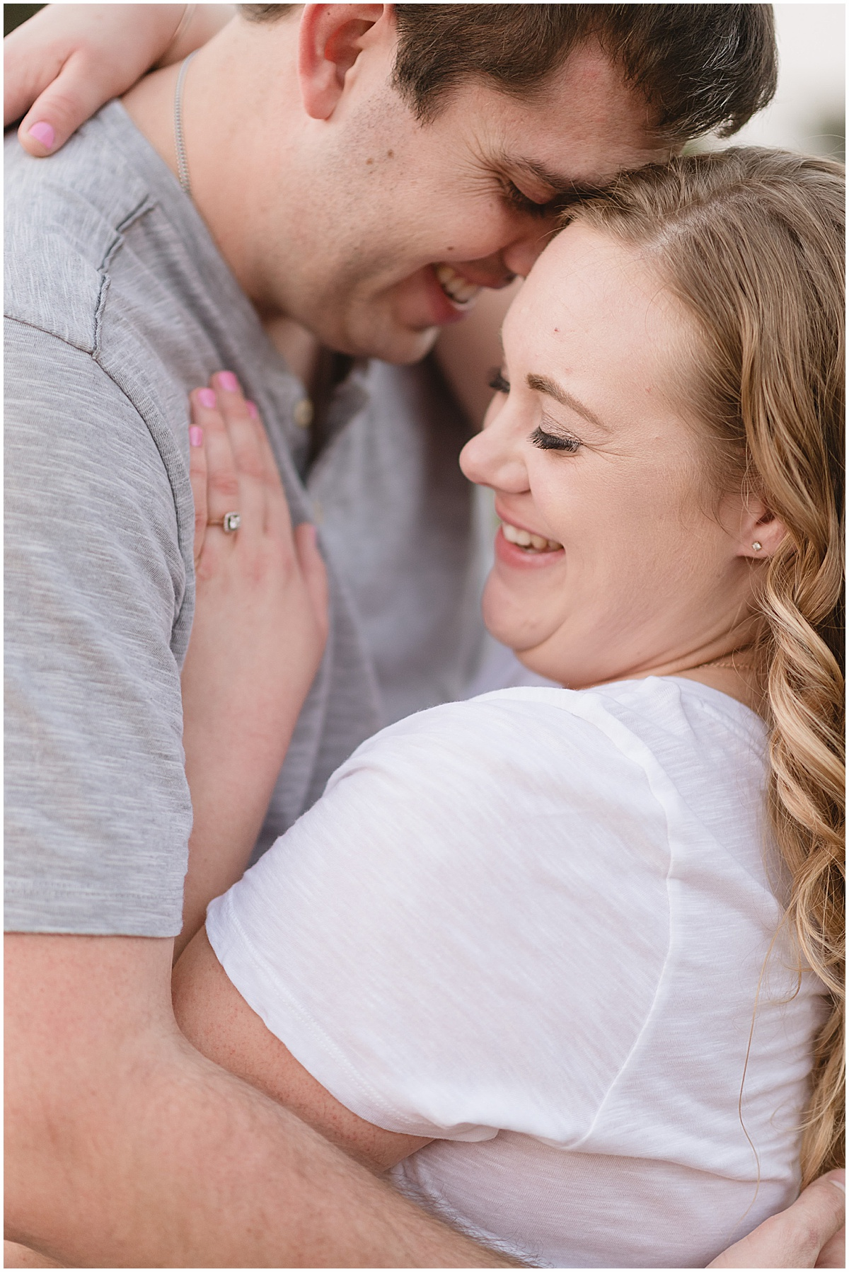 Fortino Winery Engagement Session with Ashley and Stephen in Gilroy, California by Jen Vazquez Photography
