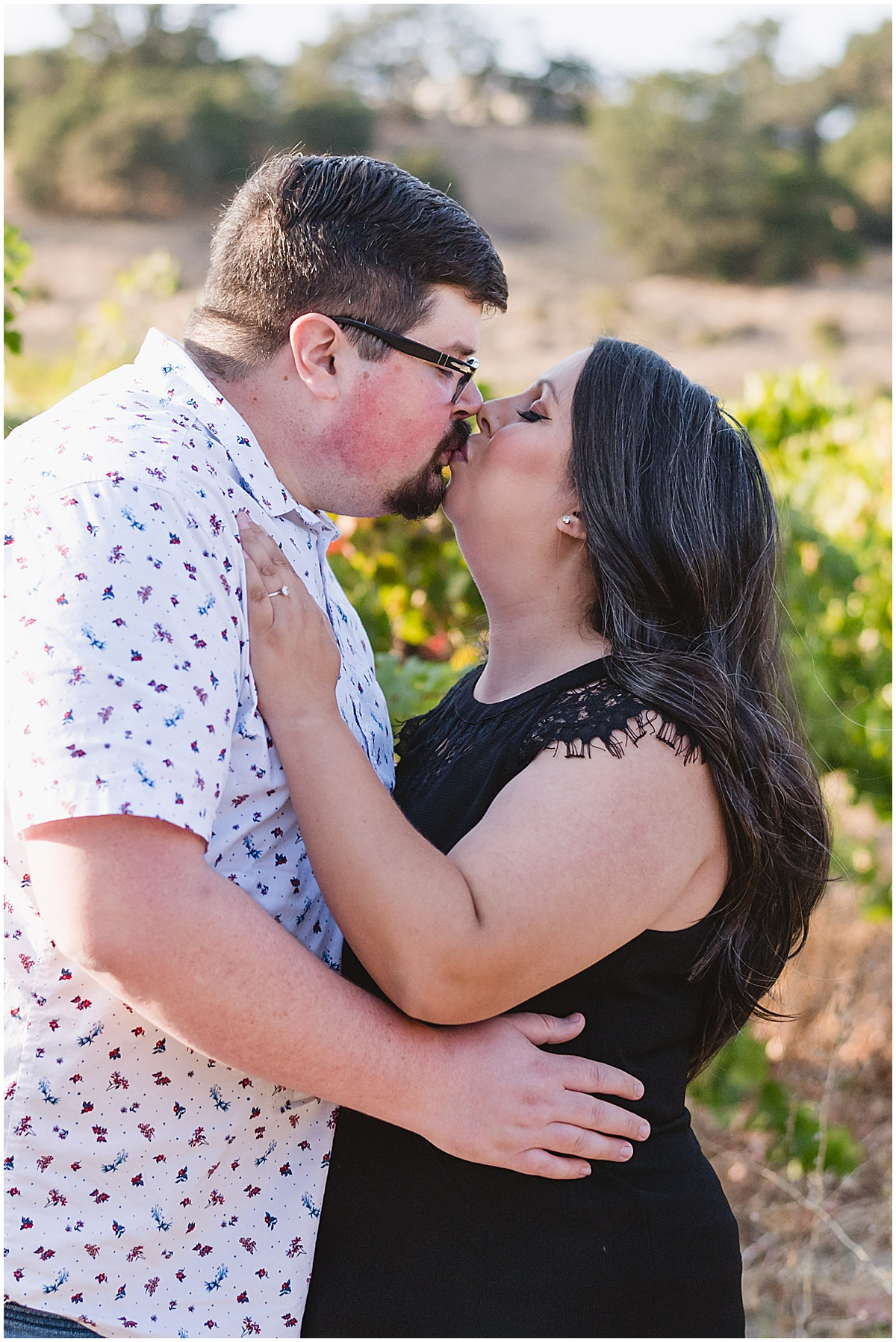 Fortino Winery Engagement Session Zulaikha and Greg in Gilroy by Jen Vazquez Photography_0001