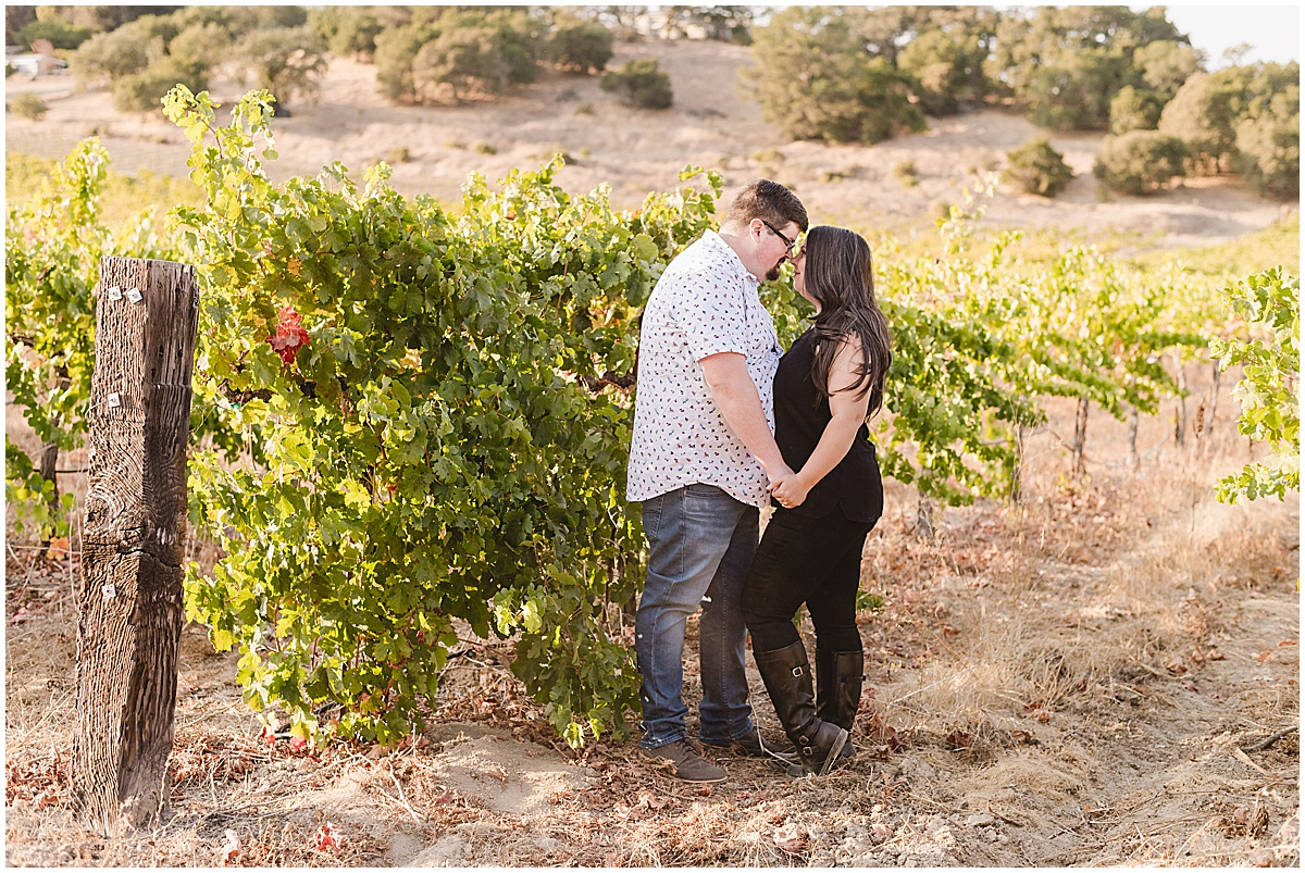 Fortino Winery Engagement Session Zulaikha and Greg in Gilroy by Jen Vazquez Photography_0005