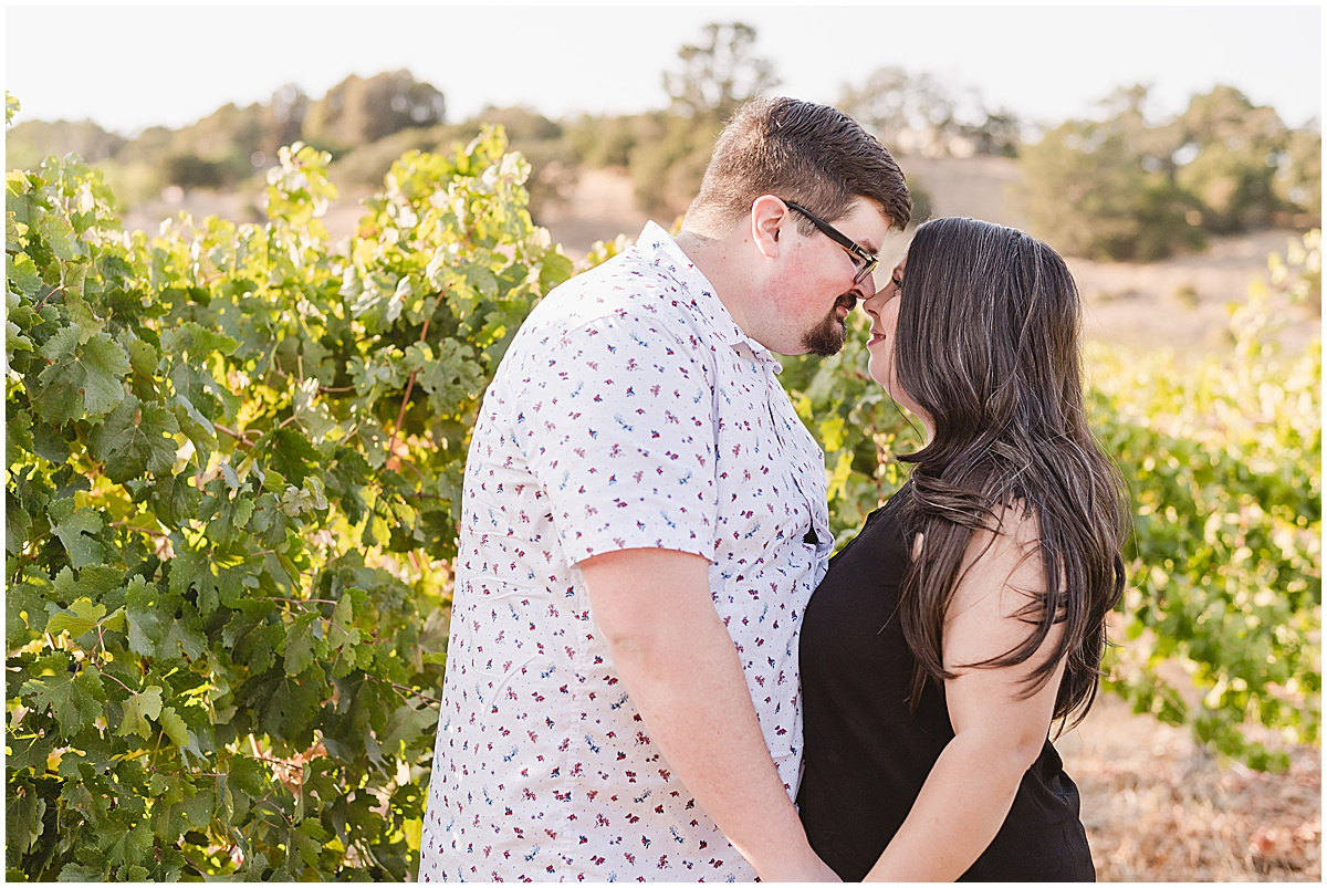 Fortino Winery Engagement Session Zulaikha and Greg in Gilroy by Jen Vazquez Photography_0006