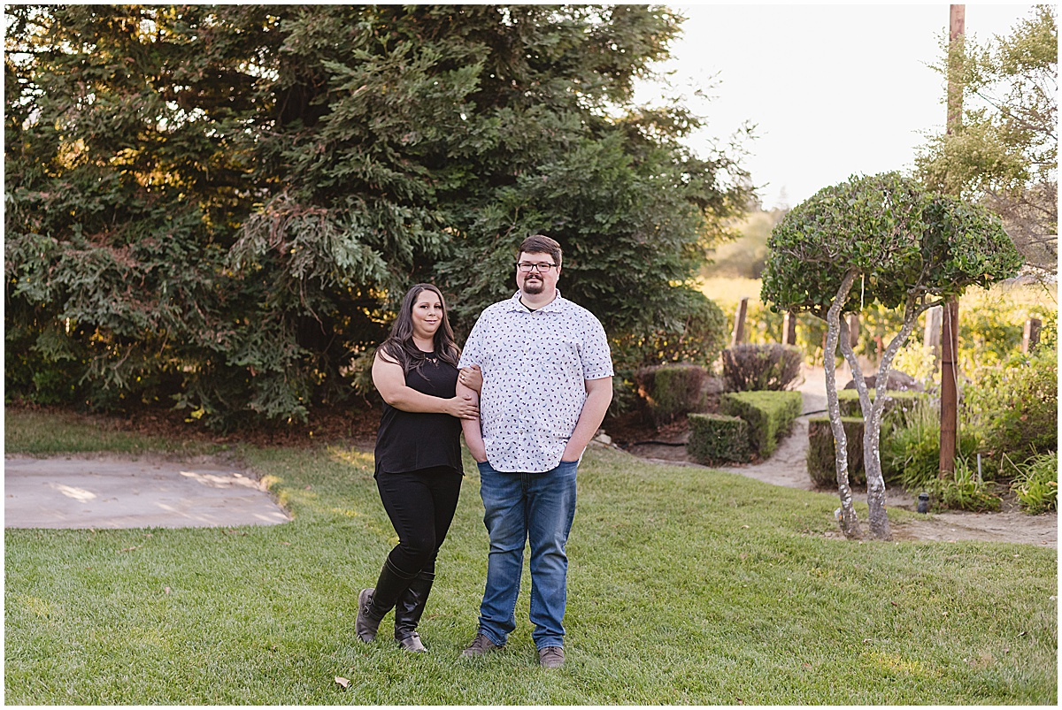 Fortino Winery Engagement Session Zulaikha and Greg in Gilroy by Jen Vazquez Photography_0010