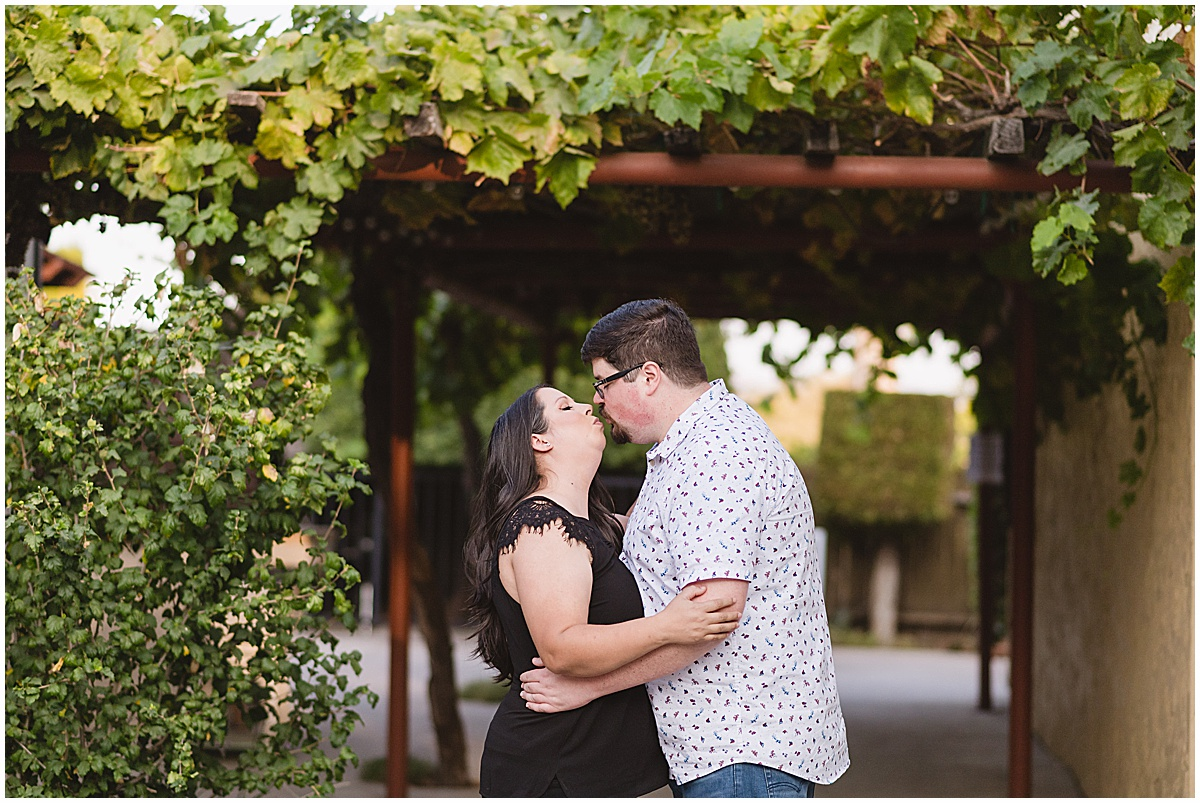 Fortino Winery Engagement Session Zulaikha and Greg in Gilroy by Jen Vazquez Photography_0015