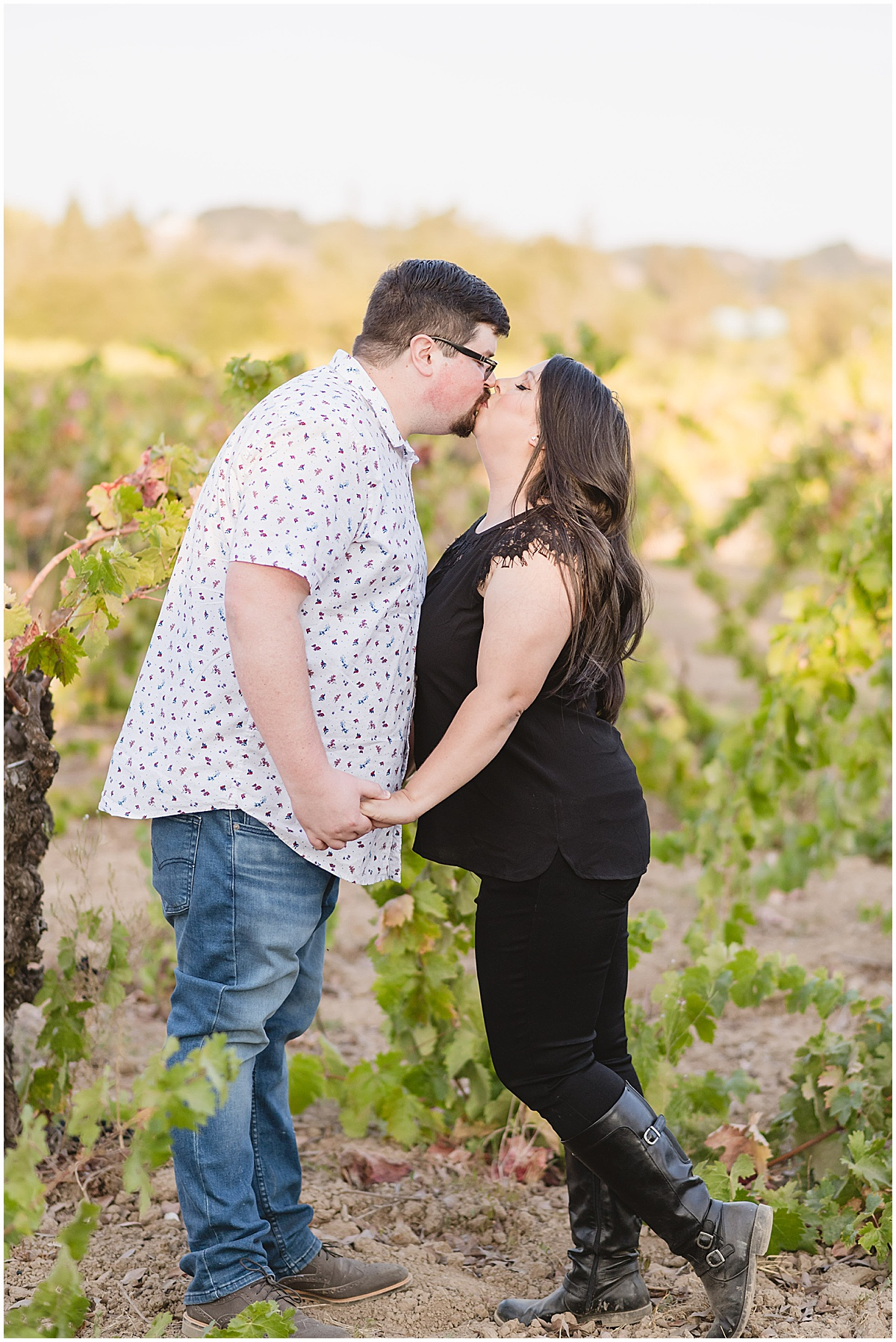 Fortino Winery Engagement Session Zulaikha and Greg in Gilroy by Jen Vazquez Photography_0019