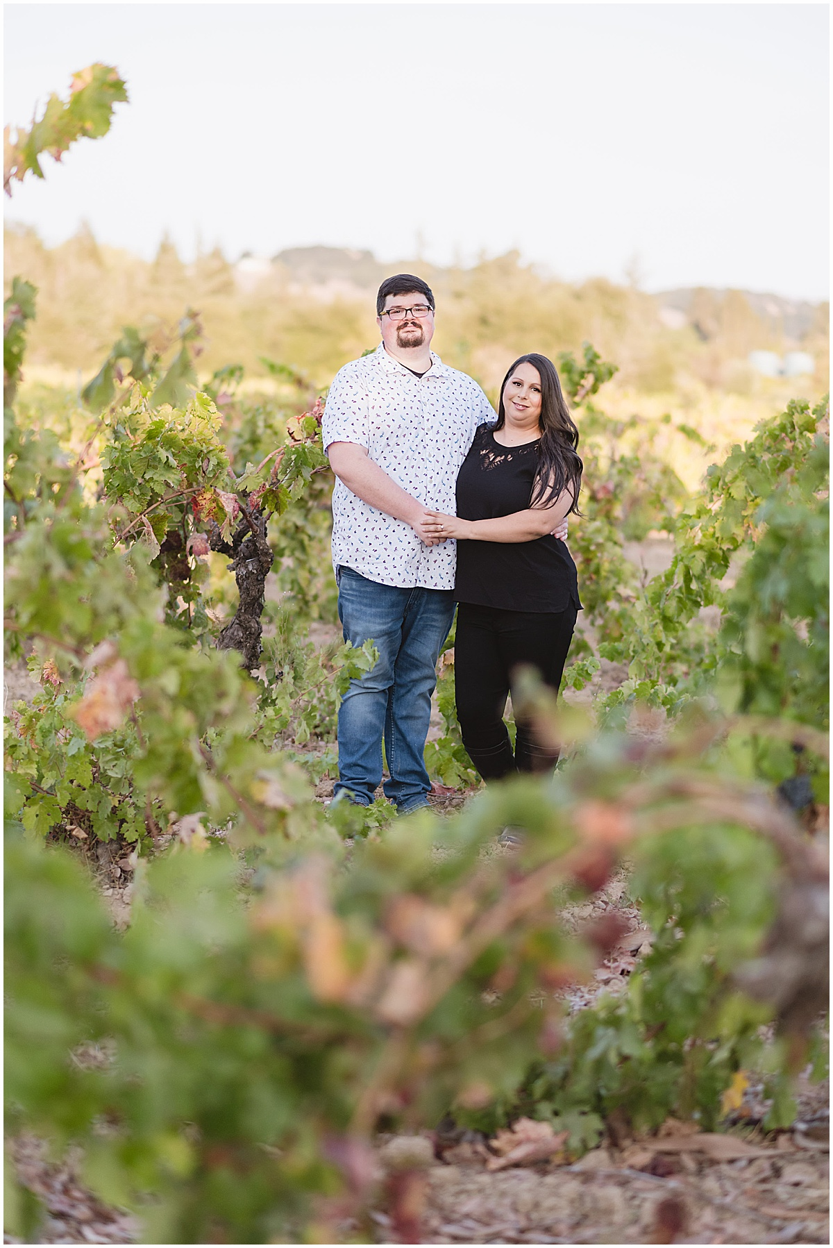 Fortino Winery Engagement Session Zulaikha and Greg in Gilroy by Jen Vazquez Photography_0021