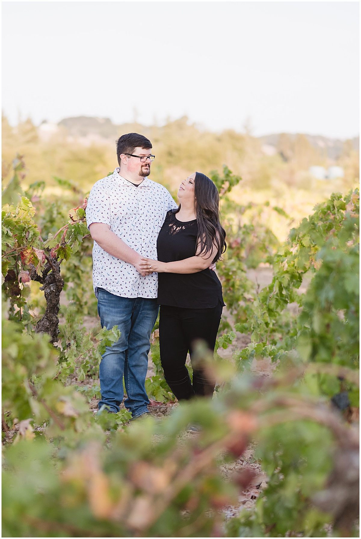 Fortino Winery Engagement Session Zulaikha and Greg in Gilroy by Jen Vazquez Photography_0023