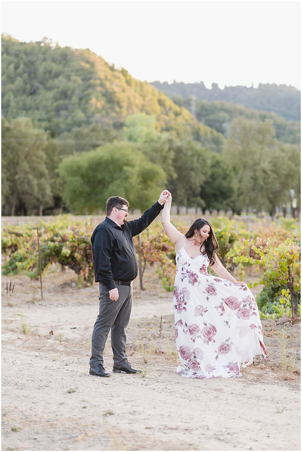 Fortino Winery Engagement Session Zulaikha and Greg in Gilroy by Jen Vazquez Photography_0035