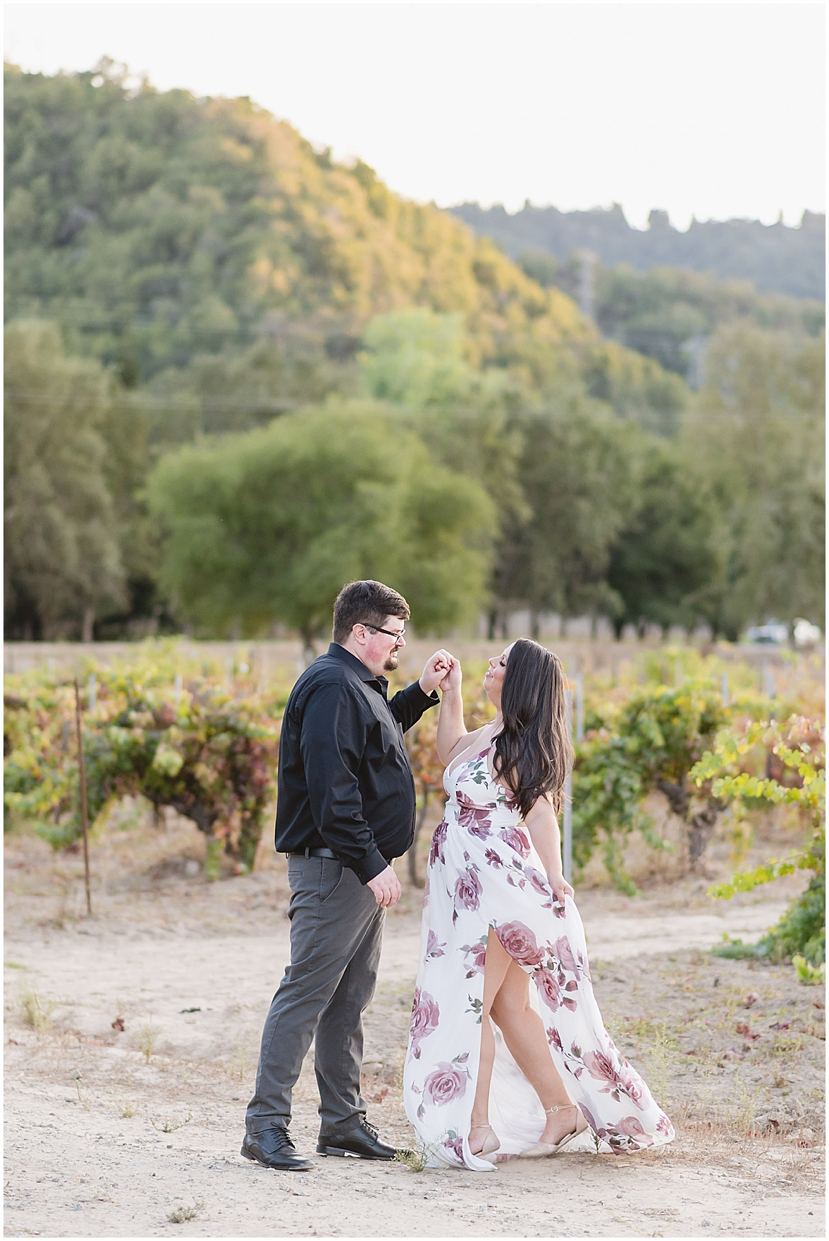 Fortino Winery Engagement Session Zulaikha and Greg in Gilroy by Jen Vazquez Photography_0036