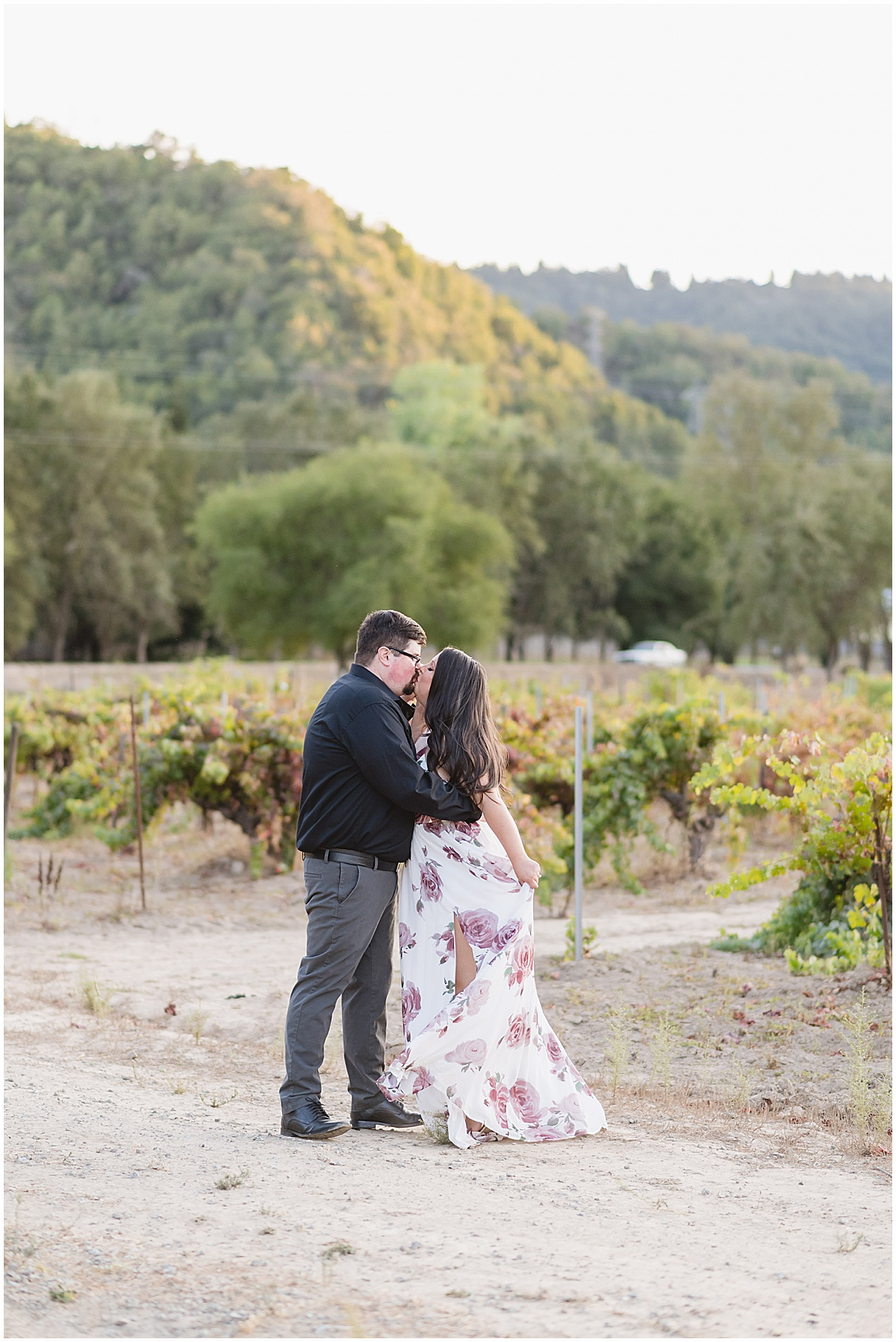 Fortino Winery Engagement Session Zulaikha and Greg in Gilroy by Jen Vazquez Photography_0037