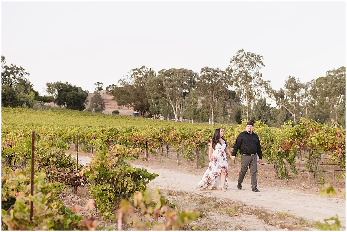 Fortino Winery Engagement Session Zulaikha and Greg in Gilroy by Jen Vazquez Photography_0038