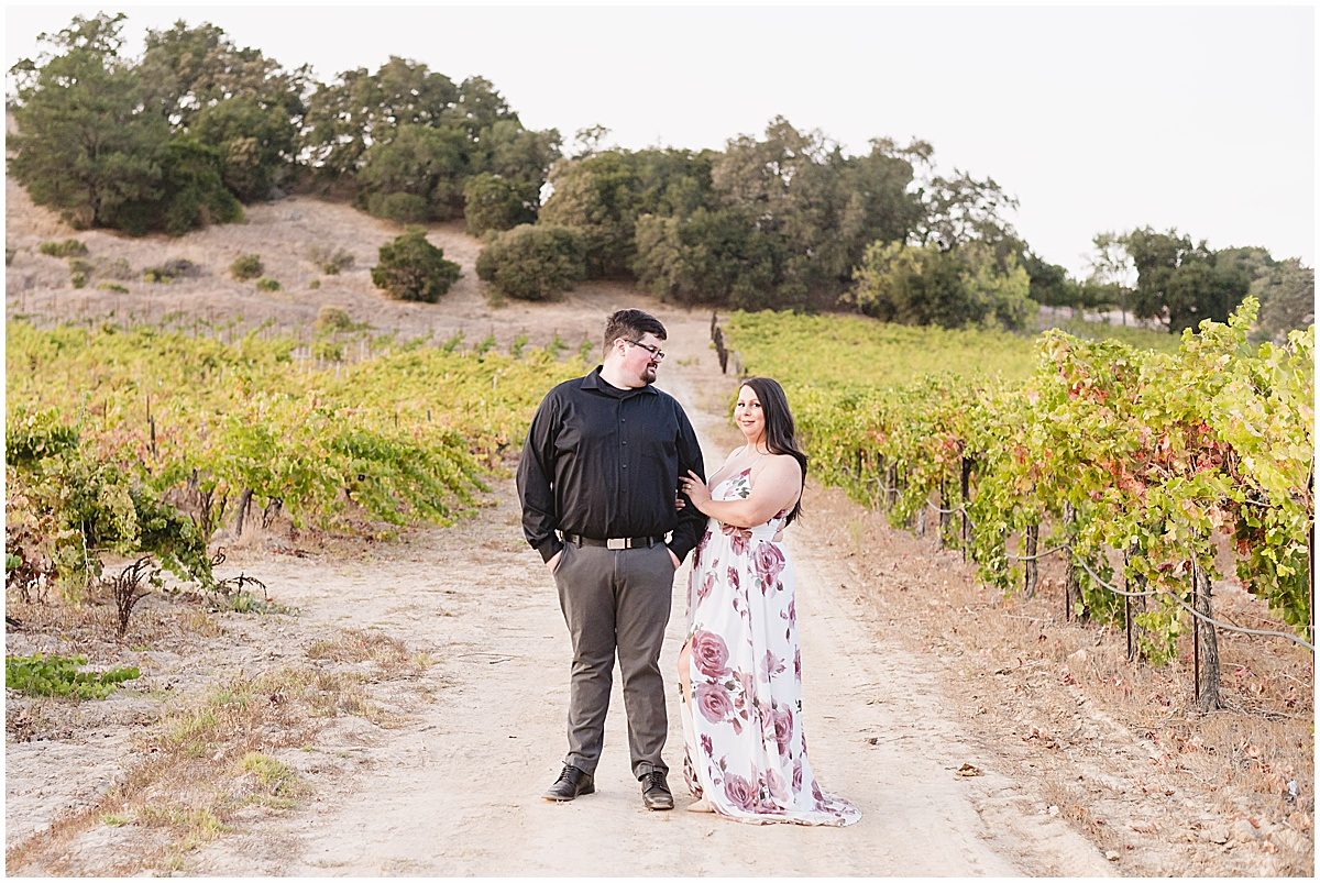Fortino Winery Engagement Session Zulaikha and Greg in Gilroy by Jen Vazquez Photography_0039