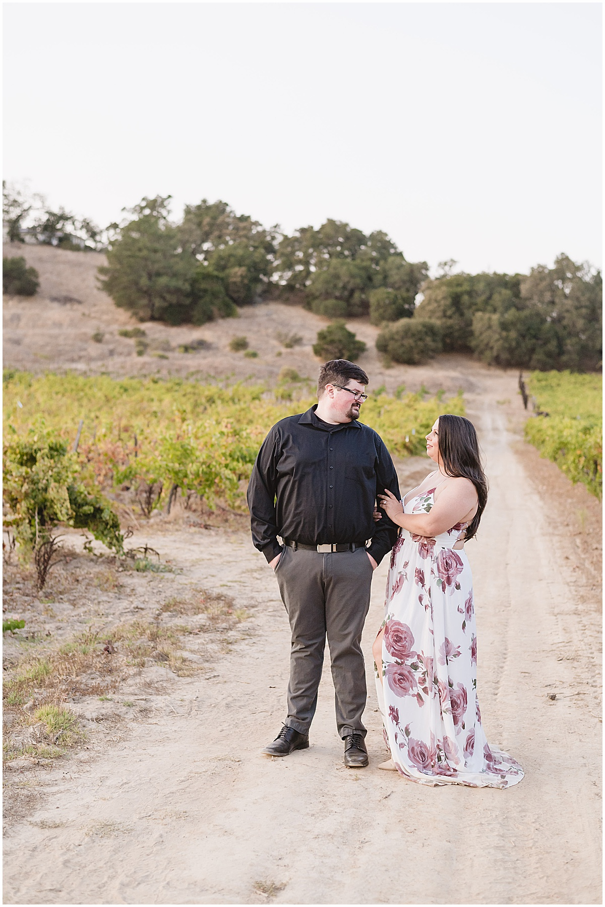 Fortino Winery Engagement Session Zulaikha and Greg in Gilroy by Jen Vazquez Photography_0040