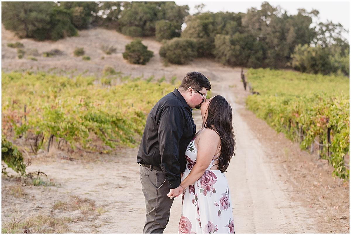Fortino Winery Engagement Session Zulaikha and Greg in Gilroy by Jen Vazquez Photography_0042