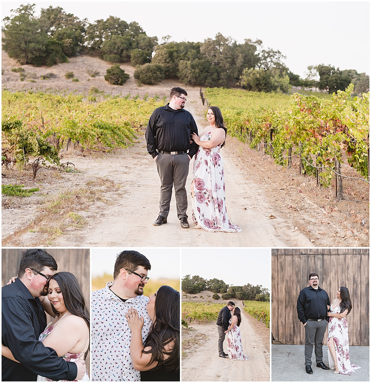 Fortino Winery Engagement Session Zulaikha and Greg in Gilroy by Jen Vazquez Photography_0046