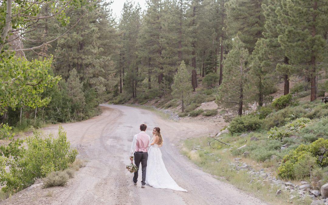 Lake Tahoe Elopements and Weddings