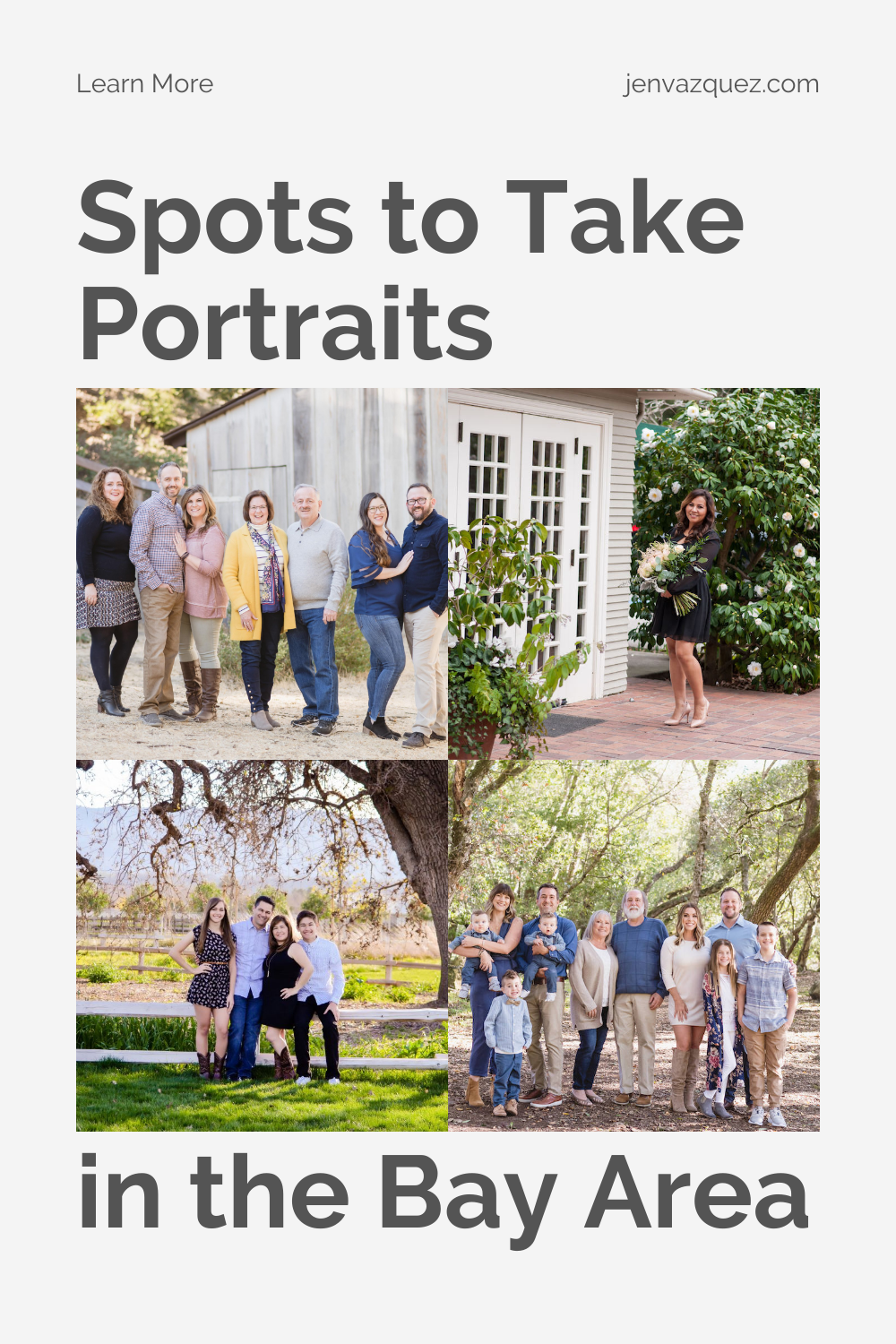 Top 5 Spots to Take Portraits in the Bay Area by Jen Vazquez 6