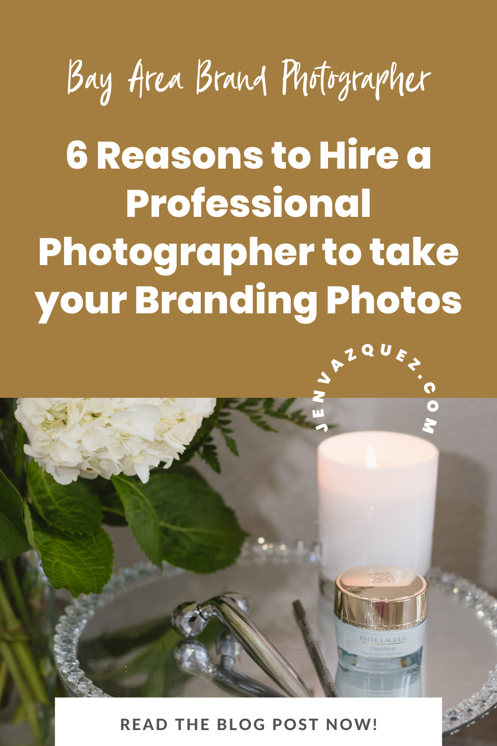 6 Reasons to Hire a Professional Photographer to take your Branding Photos by san jose brand photographer jen vazquez