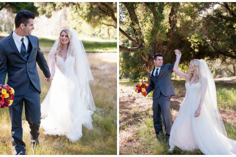 Los Gatos wedding vasona lake 2