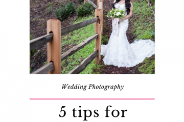 5 tips with Jen Vazquez Photography