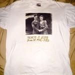 Norm and Jody Martin Anniversary Tshirt 2 | Jen Vazquez Photography