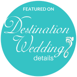 Jen Vazquez Photography as seen on Destination Wedding Details