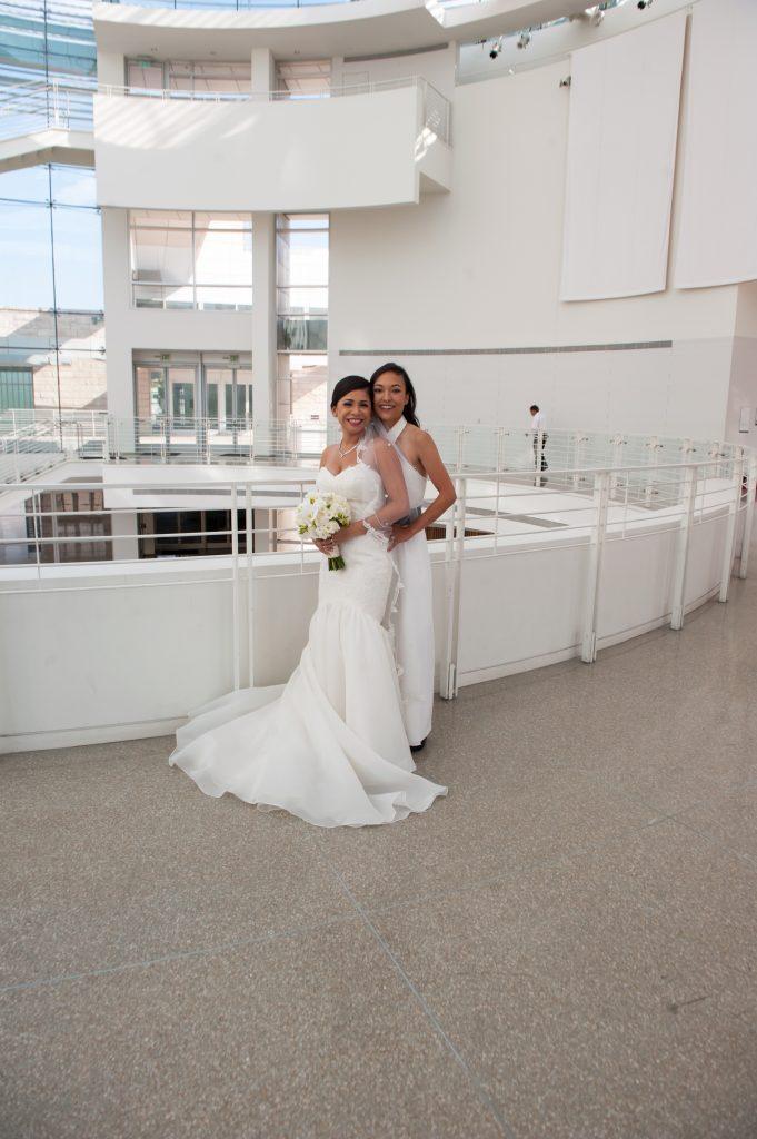 Wedding at San Jose City Hall Rotunda Andrea + Whitney2